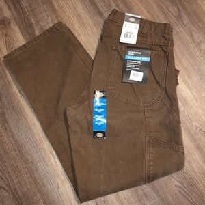 Dickies Relaxed Fit Straight Leg Carpenter Jeans